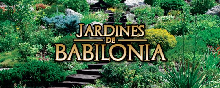 MiniShow Jardines de Babilonia